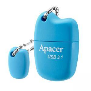 Памет Apacer AH159 64GB, SuperSpeed USB 3.1 Gen 1, син, AP64GAH159U-1