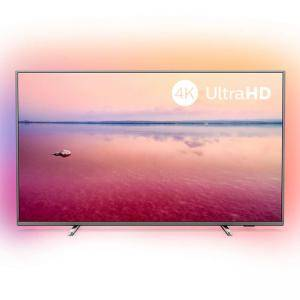 Телевизор Philips 43 инча 4K (3840 x 2160), Smart TV, DVB-T/T2/T2-HD/C/S/S2, HDR 10+, Pixel Precise Ultra HD, Dolby Vision, Dolby Atmos, 43PUS6754/12