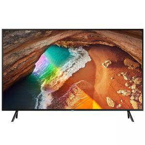 Телевизор Samsung 43Q60, 43 инча 4K QLED (3840x2160), 2400 PQI, HDR 10+, процесор Quantum 4K, Dolby Digital Plus, DVB-T2CS2, Wireless, QE43Q60RATXXH