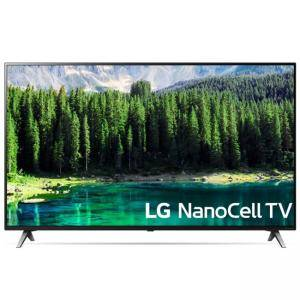 Телевизор LG 49SM8500PLA, 49 инча 4K HDR Smart NanoCell TV (3840 x 2160), DVB-T2/C/S2, Alpha 7 II процесор, 4K Active HDR, Dolby Atmos, 49SM8500PLA
