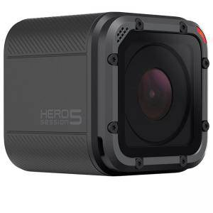 Спортна камера GoPro HERO 5 Session Waterproof 4K Ultra HD Action Camera Camcorder - Certified Refurbished, Фабрично рециклирана