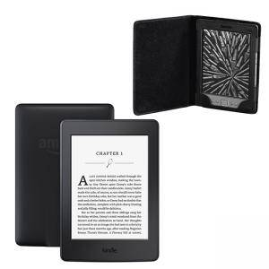 ЧЕТЕЦ ЗА Е-КНИГИ AMAZON KINDLE Glare-Free 6 инча, TOUCH 4GB (8.GEN),Черен (Black) Touchscreen Display, Wi-Fi E-BOOK READER, 2016 - WITH SPECIAL OFFERS