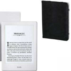 ЧЕТЕЦ ЗА Е-КНИГИ AMAZON KINDLE Glare-Free 6 инча, Touch 4GB (8.GEN), бял,(White), Wi-Fi E-BOOK READER - WITH Without SPECIAL OFFERS, без реклами