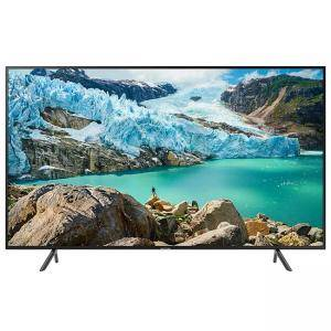 Телевизор Samsung 43RU7102, 43 ична 4K UHD, 3840 x 2160, LED, Apple AirPlay 2, HDR 10+, 1400 PQI, Dolby Digital Plus, DVB-T2C, WI-FI, UE43RU7102KXXH