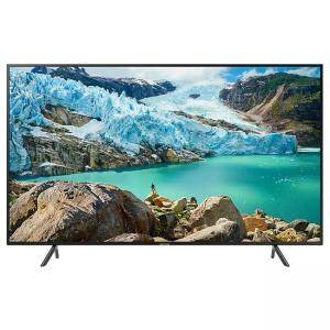 Телевизор Samsung 75РU7172, 75-инчов UHD еркан (3840x2160), HDR 10+, 1800 PQI, Dolby Digital Plus, Bluetooth, DVB-T2CS2, WI-FI, USB, UE75RU7172UXXH