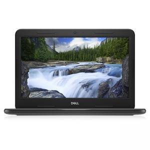 Лаптоп, Dell Latitude 3300, Intel Core i3-7020U (3M Cache, 2.3 GHz), 13.3 инча HD (1366x768) AntiGlare, N005L330013EMEA_UBU