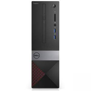 Настолен компютър, Dell Vostro 3470 SFF, Intel Core i7-8700 (up to 4.60GHz, 12MB), 8GB 2400MHz DDR4, N317VD3470BTPCEE01_1901