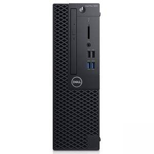 Настолен компютър, Dell OptiPlex 3060 SFF, Intel Core i3-8100 (3.60 GHz, 6M), 4GB 2666MHz DDR4, S053O3060SFFECAPU