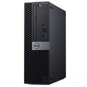 Настолен компютър, Dell OptiPlex 5060 SFF, Intel Core i5-8500 (up to 4.10 GHz, 9M), 8GB 2666MHz DDR4, N029O5060SFF