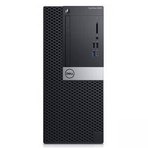 Настолен компютър, Dell OptiPlex 5060 MT, Intel Core i7-8700 (12M Cache, up to 4.60GHz), 8GB 2666MHz DDR4, N038O5060MT