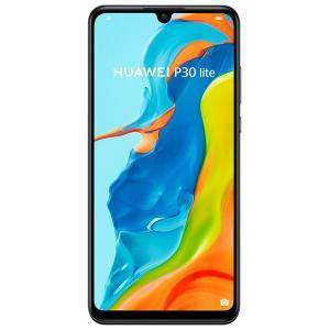 Смартфон, Huawei P30 Lite, Midnight Black, Dual SIM, MAR-LX1A, 6.15 инча, FHD 2312x1080, Kirin 710 Octa-core, 6901443285662