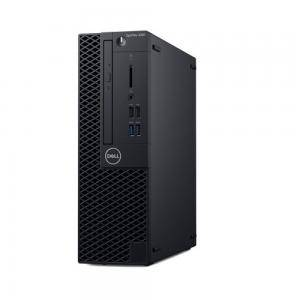 Персонален компютър, Dell OptiPlex 3060SFF, 200W up , to 85%, TPM, Core i5-8500 (6 Cores/9MB/6T/up to 4.1GHz/65W), 8GB (1X8GB) DDR4 2666MHz, 3.5