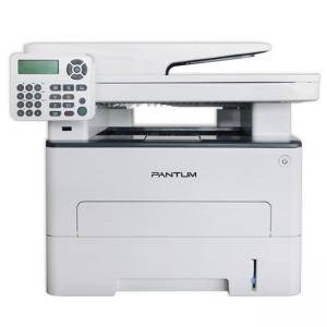 Мултифункционално лазерно устройство Pantum M7200FDW All-in-One Wireless Compact Monochrome, Duplex Printing, Scanner, Copier & Fax