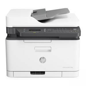Лазерно многофункционално устройство HP Color Laser MFP 179fnw Printer, Fast Ethernet 10/100Base-Tx, Hi-speed USB 2.0, 4ZB97A