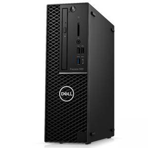 Работна станция, Dell Precision 3431 SFF, Intel Xeon E-2236, (up to 4.8Ghz, 6 Core, 8MB), 8GB 2666MHz DDR4, #DELL02483