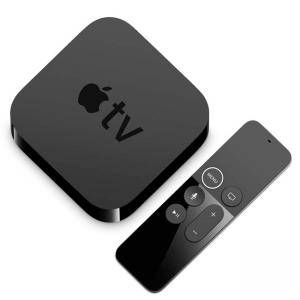 Мултимедиен плеър Apple TV (Latest Version) 4K 32GB HD Media Streamer A1842