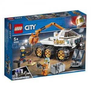 Конструктор Лего Сити - Тестдрайв LEGO City Space Port, 60225