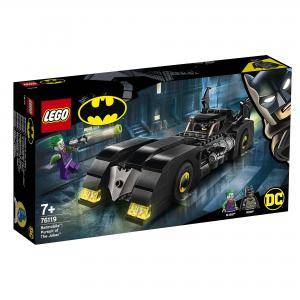 Конструктор Лего Супер Хироус LEGO DC Comics Super Heroes - Batmobile: преследване с Joker, 76119