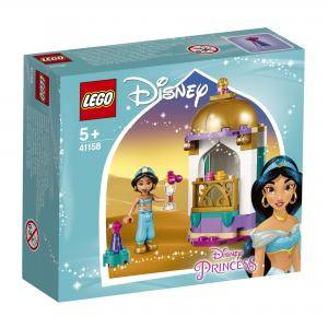 Конструктор Лего Супер Хироу - Малката кула на Ясмин, LEGO Disney Princess, 41158