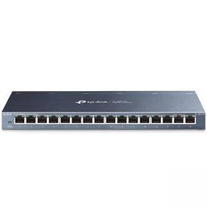 16-портов гигабитов комутатор TP-LINK TL-SG116, Green Technology, DSCP QoS и IGMP Snooping функции, TL-SG116_VZ