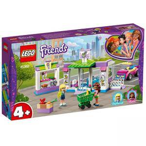 Конструктор Лего Френдс - Супермаркет Хартлейк Сити - LEGO Friends, 41362