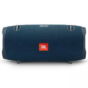 Блутут колонка JBL XTREME 2 BLUE, Bluetooth, Audio jack 3.5 mm, Li-Ion 3.7V, 10 000 mAh, син, JBL-XTREME2-BLUE