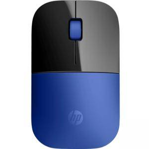 Безжична мишка HP Z3700 Blue Wireless Mouse, 7UH88AA
