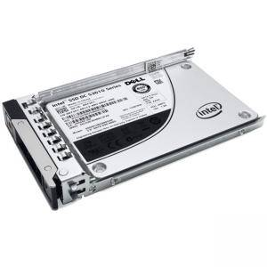 Твърд диск Dell 480GB SSD SATA Mix used 6Gbps 512e 2.5 инча, Hot Plug Drive,400-BDVK