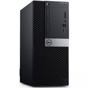 Настолен компютър, Dell Optiplex 5070 MT, Intel Core i7-8700 (12M, 6C, 4.6 GHz), 32GB (4X8GB) 2666MHz DDR4, M.2 512GB PCIe NVMe, #DELL02542