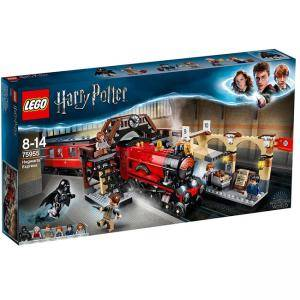 Конструктор Лего Хари Потър - Експрес Hogwarts, LEGO Harry Potter, 75955