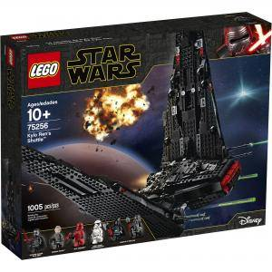Конструктор Лего Стар Уорс - Kylo Rens Shuttle, LEGO Star Wars, 75256