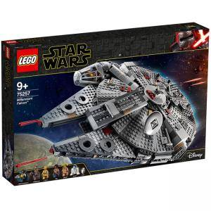 Конструктор Лего Стар Уорс - Milenium Falcon, LEGO Star Wars, 75257