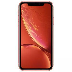 Смартфон Apple iPhone XR 128GB Coral, 6.1 инча (1792x828), A12 Bionic chip, Hexa-core, LTE, Face ID, iOS 12, MRYG2GH/A
