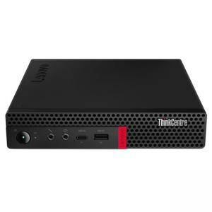 Компютър Lenovo ThinkCentre M630е Tiny, Intel Core i3-8145U, 4GB DDR4-2666 SoDIMM, 256GB SSD, WiFi, Bluetooth, DisplayPort, 10YM000BBL