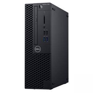 Компютър Dell OptiPlex 3060 SFF, Core i5-8400, 8GB DDR4 2666MHz, 128GB SSD, 8x DVD+/-RW, Intel Integrated Graphics, S053O3060SFFECAPU_UBU3-14