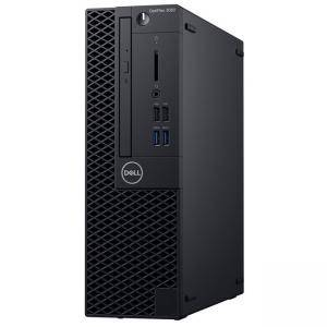 Компютър Dell OptiPlex 3060SFF, Core i3-8100 (6MB, 3.6 GHz), 8GB DDR4, 3.5 1TB 7200rpm HDD, 8xDVD+/-RW, N020O3060SFF_UBU3-14