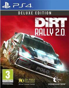 Игра Dirt Rally 2.0 - Deluxe Edition (PS4)