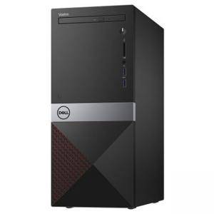 Компютър Dell Vostro Desktop 3670 MT, Intel Core i5-8400, 8GB DDR4, 256GB SSD, Intel Graphics, DVD+/-RW, N112VD3670BTPEDB01_1901_WIN-14