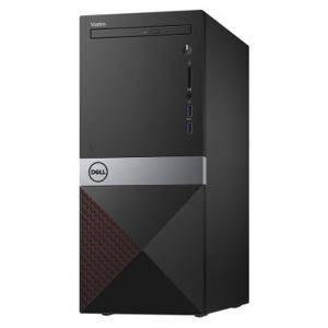 Компютър Dell Vostro Desktop 3670, Intel Core i5-8400, 1x8GB DDR4, 256GB SSD, Intel Graphics, DVD+/-RW, N112VD3670BTPEDB03_1901_UBU-14