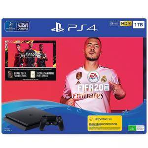 Конзола Playstation 4 slim 1TB + Fifa 20 Bundle (PS4)
