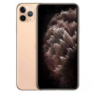 Смартфон Apple iPhone 11 Pro/64GB, 5.8 инча, Apple A13 Bionic, TOF 3D camera, LTE, iOS 13, Li-Ion 3046 mAh, Gold, MWC52GH/A