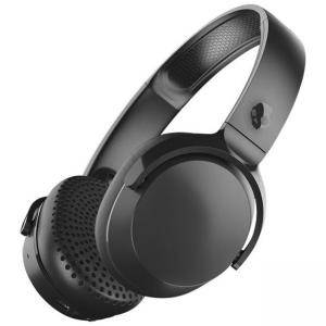 Безжични слушалки Skullcandy Riff Wireless, 3.5 mm жак, Bluetooth, черен, SKULL-S5PXW-L003