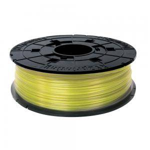 Консуматив за 3D принтер XYZprinting - PLA (NFC) filament , 1.75 mm, Yellow, 3D-XYZ-PLA-600GR-YELL