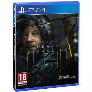 Игра Death Stranding - PlayStation 4, PS4
