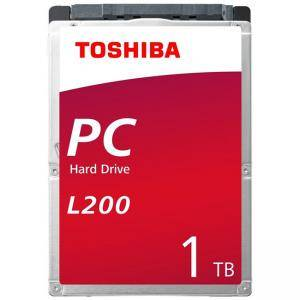 Твърд диск Toshiba L200 Slim Laptop PC Hard Drive 1TB 2,5 инча (7mm), BULK, HDWL110UZSVA