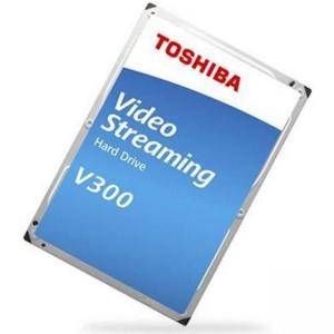 Твърд диск Toshiba V300 - Video Streaming Hard Drive 2TB BULK, HDWU120UZSVA