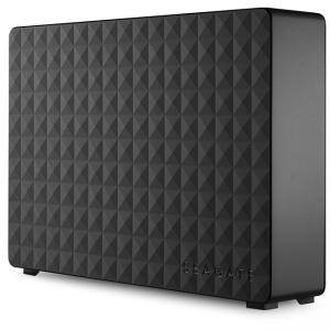 Външен диск Seagate Expansion Desktop 3TB 3.5 инча USB 3.0, Черен, STEB3000200