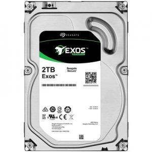 Твърд диск, SEAGATE HDD Server Exos 7E8 512E/4kn (3.5/2TB/SATA 6GB/s/ 7200rpm), ST2000NM001A