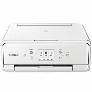 Мастилоструйно многофункционално устройство, Canon PIXMA TS6251 All-In-One, Print, Copy, Scan, Wireless and Cloud Link, Бял, 2986C026AA