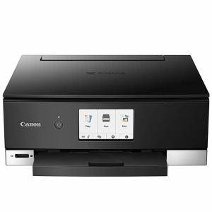 Мастилоструйно многофункционално устройство, Canon PIXMA TS8250 All-In-One, Print, Copy, Scan, Черен, 2987C006AA